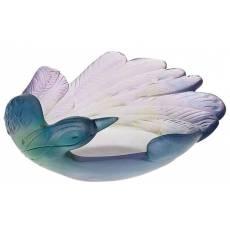 Вазочка для конфет Oiseaux de Paradis Daum 05124-1