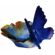 Вазочка для конфет Papillon Daum 01777