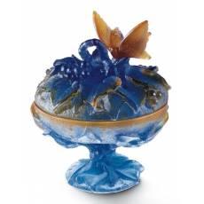 Вазочка для конфет Papillon Daum 02912