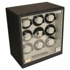 Шкатулка с автоподзаводом для 9 часов с дисплеем Luxewood LW509-1L