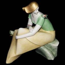 """Статуэтка """"Дикарка"""" Porcellane Principe 310/PP"""
