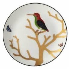 """Тарелка """"Aux Oiseaux"""" BERNARDAUD 2554AuxOiseaux"""