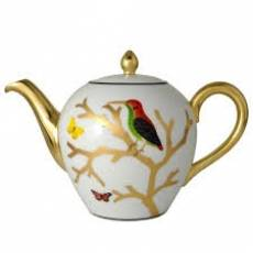 """Заварочный чайник """"Aux Oiseaux"""" BERNARDAUD 183AuxOiseaux"""