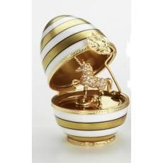 """Яйцо """"Единорог"""" Faberge  3505-705"""