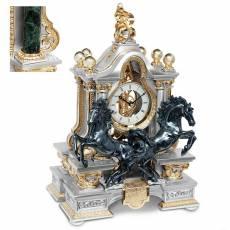 """Часы """"Два чёрных коня"""" Linea Argenti ORP834VDOR/3"""