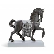"""Статуэтка """"Императорский конь"""" Lladro 01007168"""