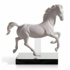 "Статуэтка лошадь ""Галоп"" Lladro 01016956"