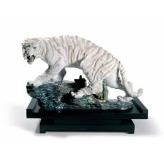 "Статуэтка ""Мифологический тигр"" Lladro 01008562"