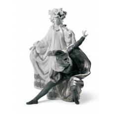 "Статуэтка ""Венецианский карнавал"" Lladro 01007194"
