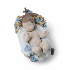 """Статуэтка """"Младенец Иисус"""" Lladro 01008347"""