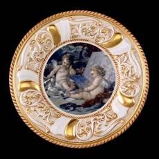 Декоративная тарелка Ahura 1512/PС/DCO