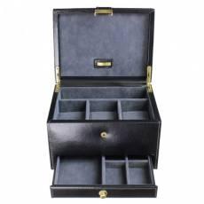 Шкатулка для хранения 3-х часов и драгоценностей LC Designs Co. Ltd. 70866