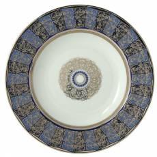 """Блюдо для торта круглое """"Eventail Blue"""" BERNARDAUD 121EventailBlue"""