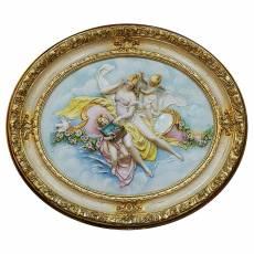 """Барельеф """"Венера"""" Porcellane Principe 811-843/PP"""