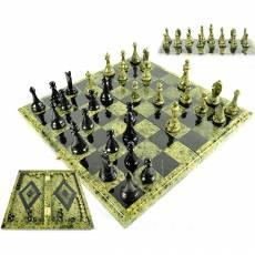 """Шахматы и нарды """"Зеленые"""" RV0012201CG"""