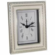 "Часы-будильник ""WHITE CHAIN"" Chinelli 2114300"