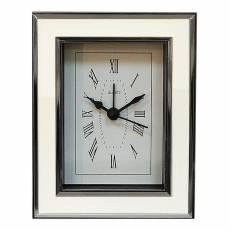 """Часы-будильник """"WHITE EPOXY"""" Chinelli 2112300"""