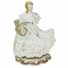 "Статуэтка ""Весна"" Porcellane Principe 1015T/PP"