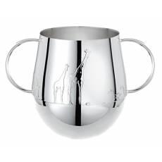 """Чашка детская с 2-мя ручками """"Savane"""" Christofle 04260635"""