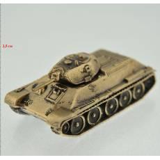 """Скульптура """"Танк Т-34"""" Авторские работы RV0019516CG"""