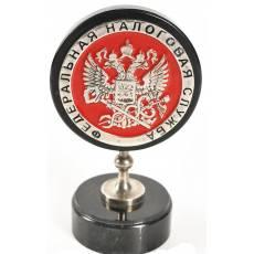 Герб Федеральной Налоговой Службы Авторские работы RV0011745CG