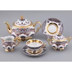 """Сервиз чайный - Саудовская Аравия """"National Traditions"""" Rudolf Kampf 07160725-2125k"""