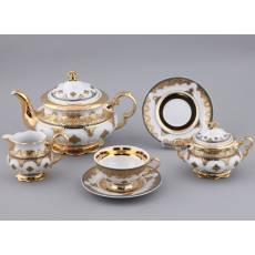 """Сервиз чайный - Саудовская Аравия """"National Traditions"""" Rudolf Kampf 07160725-2135k"""