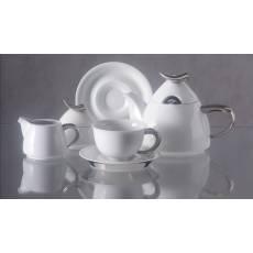 """Сервиз кофейный с чайником """"Kelt"""" Rudolf Kampf 52160714-1122k"""