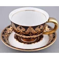 """Чашка чайная с блюдцем """"Kelt"""" Rudolf Kampf 52120412-2293"""