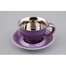 """Чашка чайная с блюдцем """"Kelt"""" Rudolf Kampf 52120412-2401"""