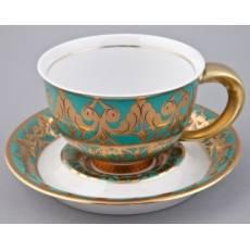 """Чашка чайная с блюдцем """"Kelt"""" Rudolf Kampf 52120411-2292k"""