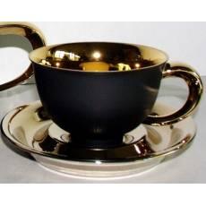 """Чашка чайная с блюдцем """"Kelt"""" Rudolf Kampf 52120411-251B"""