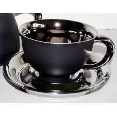 """Чашка чайная с блюдцем """"Kelt"""" Rudolf Kampf 52120411-252B"""
