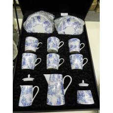 """Чайный сервиз на 6 персон """"Elizabeth"""" Rudolf Kampf  53160725-1255k"""