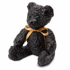 """Статуэтка """"Плюшевый мишка"""" черный Daum (Лимитированная серия 375 экз) 05271-4"""