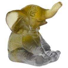 """Слонёнок серый """"Elephant"""" Daum 05136/C"""