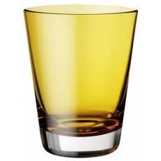 """Стакан для сока маленький желтый """"Mosaique"""" Baccarat 2103911"""