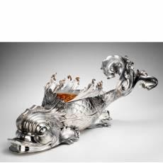 """Икорница """"Дельфин"""" Faberge 190005"""