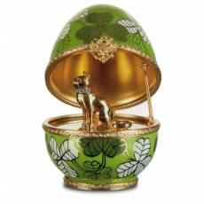 """Яйцо """"Кошка"""" Faberge 1518-18"""