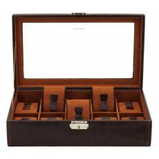 Шкатулка для хранения 10 часов Friedrich Lederwaren от Champ-Collection 20084-3