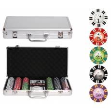 "Набор для покера ""Royal Flush"" на 300 фишек RF300"