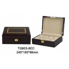 Шкатулка для хранения 8 часов Luxewood LW803-8-1
