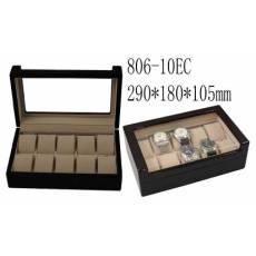 Шкатулка для хранения 10 часов Luxewood LW806-10-1