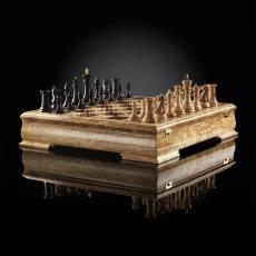 """Шахматы """"Стаунтон люкс"""" AVTSH27"""