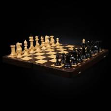 "Шахматы ""Стаунтон компакт"" AVTSH35"