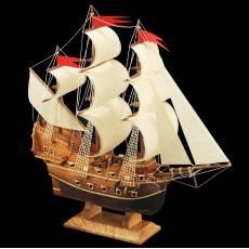 Модель парусника Авторские работы RV0029905CG