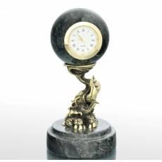 """Часы """"Слон"""" Авторские работы RV0028762CG"""