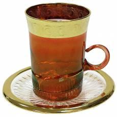 Набор для чая / кофе Cre Art TS8506/01 RED