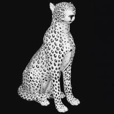 "Статуэтка ""Леопард"" Ahura S1843/BPM"