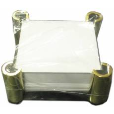 Подставка с бумажным блоком 10 х 10 см Black Point Lerche 74413